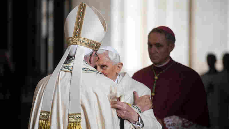 'The Pope' Tells The Tale Of A Roman Catholic Church With Coexisting Pontiffs