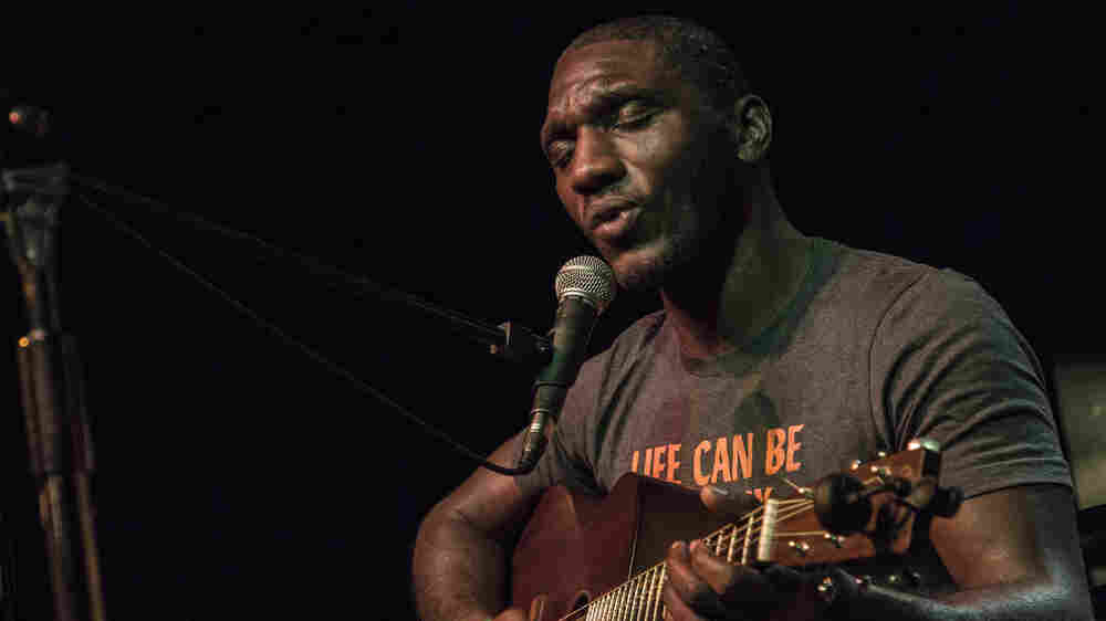 Grammy-Nominated Blues Musician Cedric Burnside Remembers His Roots