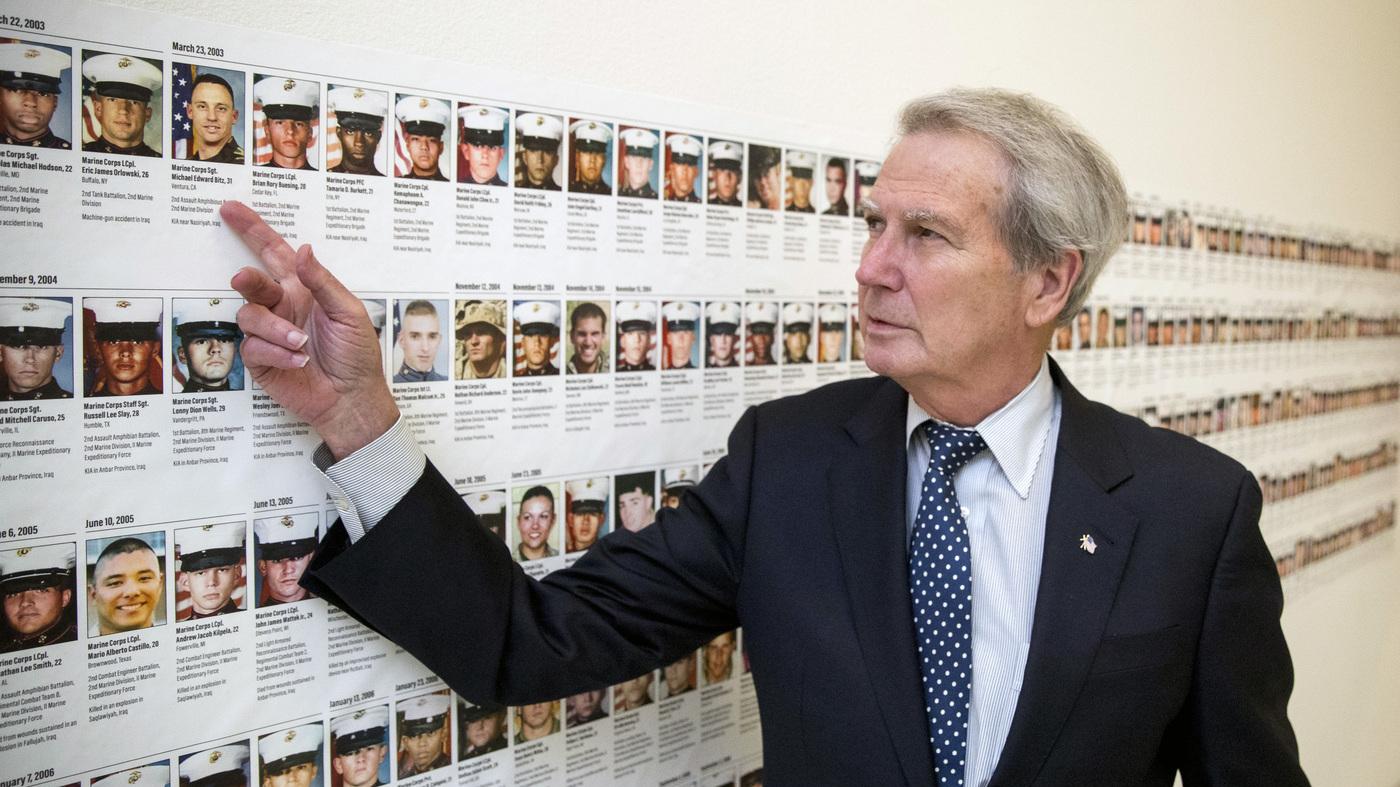 GOP Rep. Walter Jones, Who Spent Years Seeking Redemption For Iraq Vote, Dies At 76