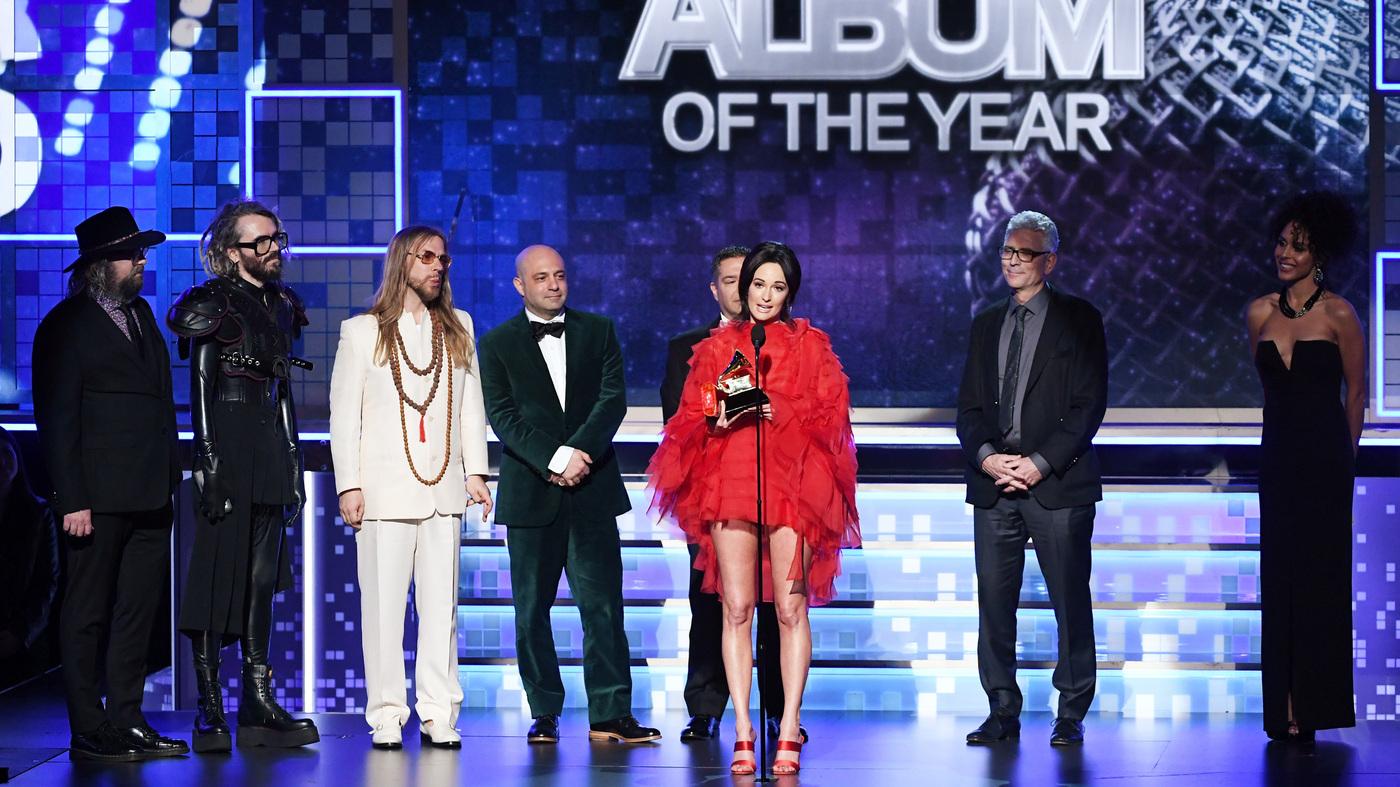Kacey Musgraves And Childish Gambino Win Top Awards At 2019 Grammys - NPR thumbnail