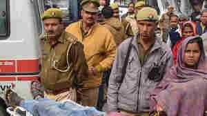 Bootleg Liquor Kills 100 In India's Worst Outbreak In Years