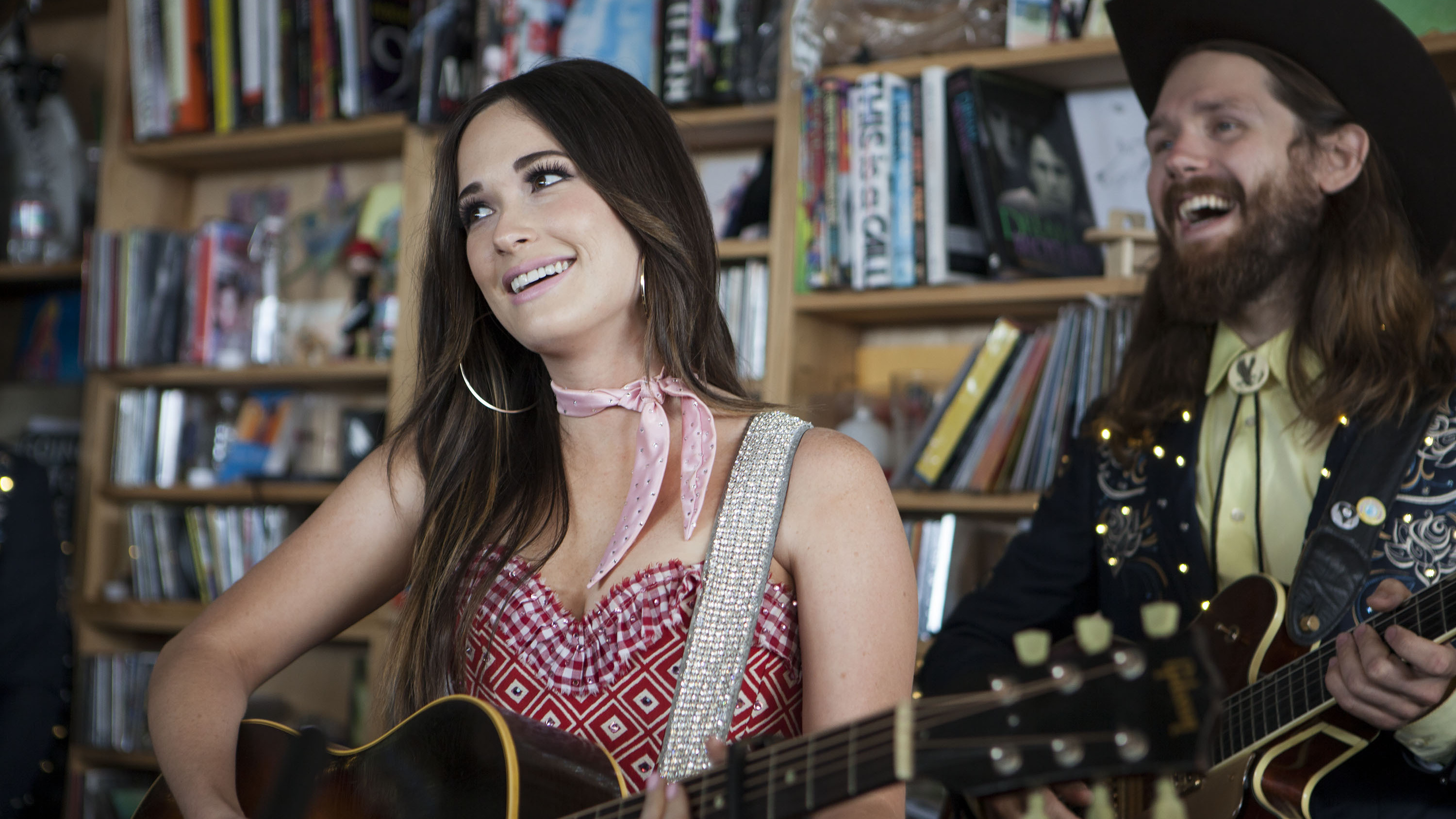 All The 2019 Grammy Winners Who've Stopped By The Tiny Desk