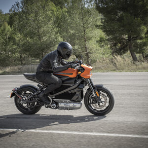 Harley-Davidson Embraces A New Sound As It Enters The Electric Era
