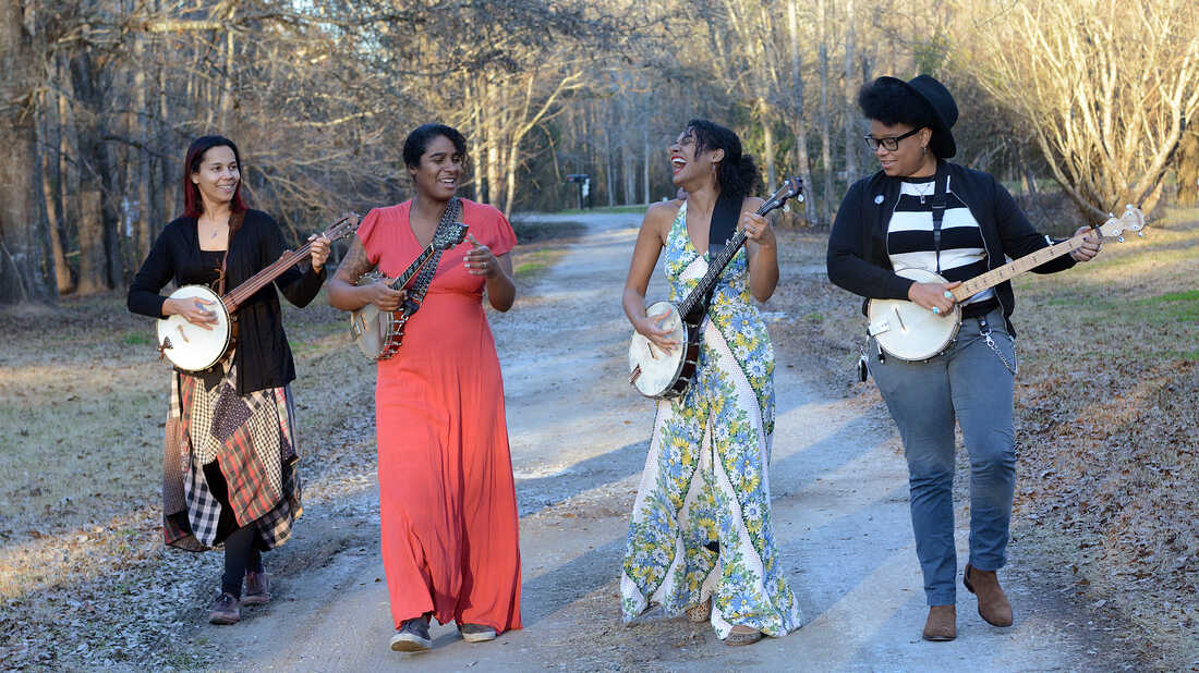 'Songs Of Our Native Daughters' Lays Out A Crucial, Updated Framework for Americana