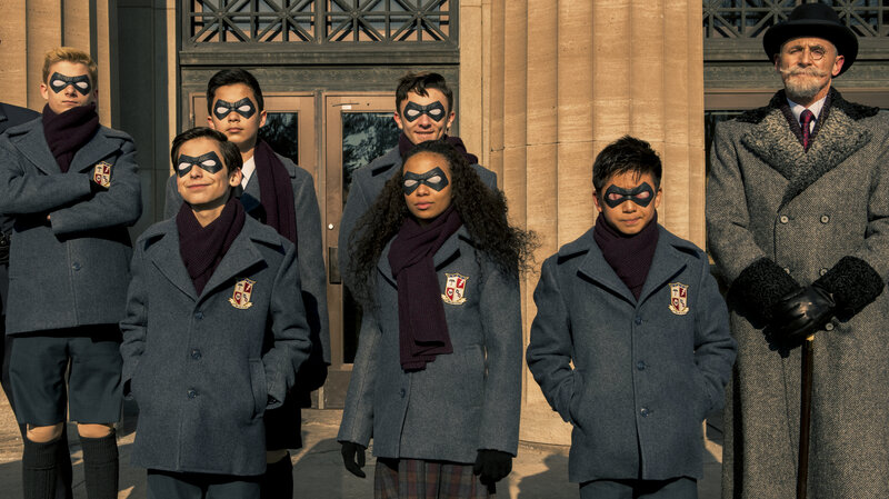Image result for the umbrella academy tumblr