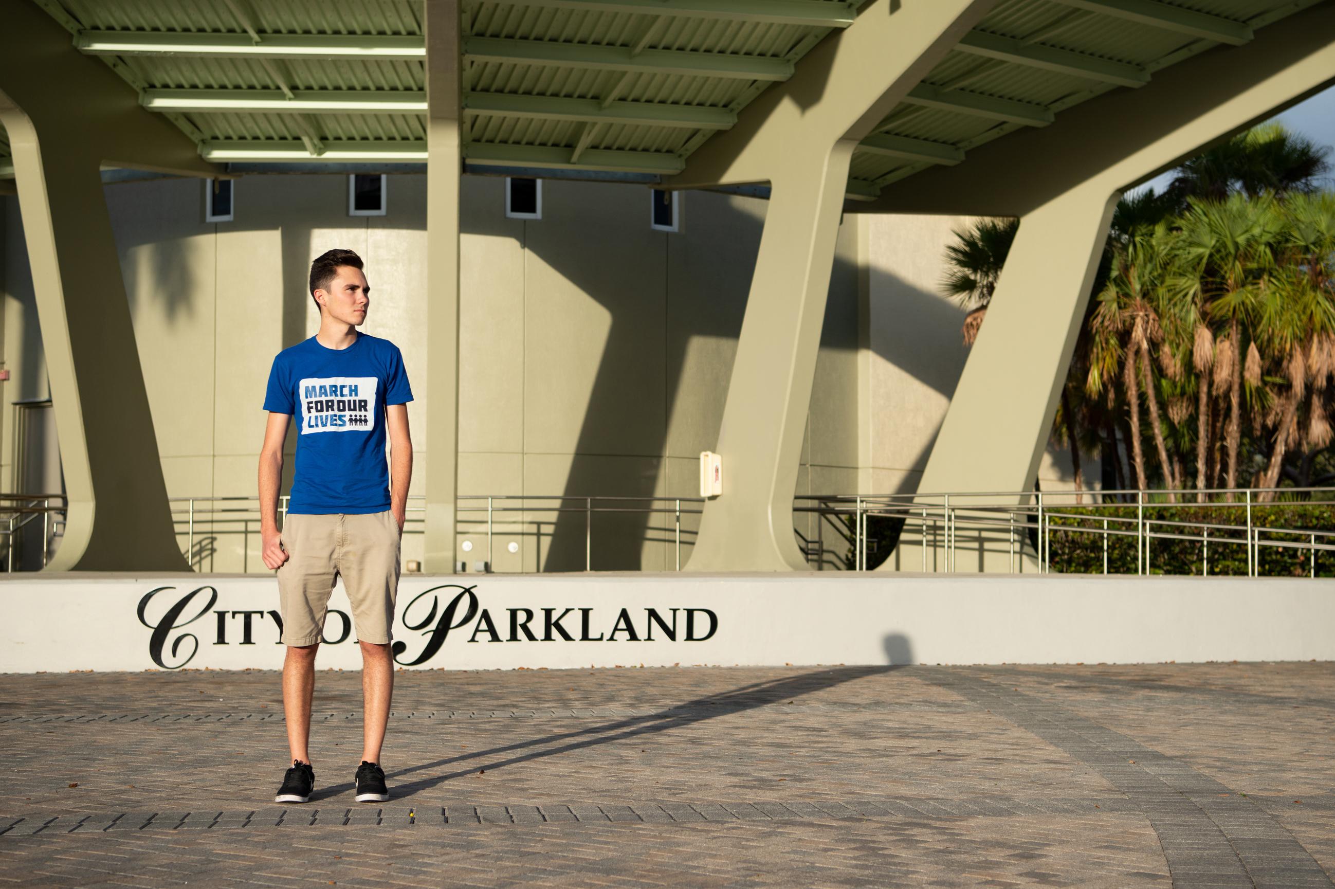 4a718a624c8e7b Parkland Student Survivors Brace For 1st Anniversary Of School ...