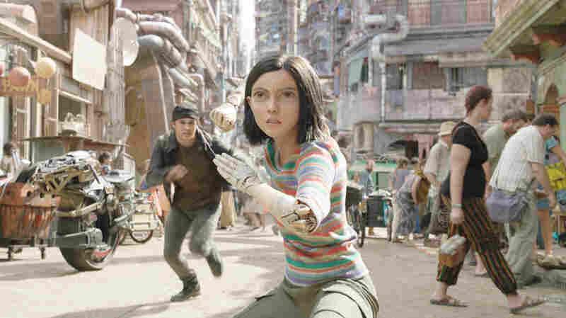 Teenage Wasteland: 'Alita: Battle Angel' Doesn't Quite Earn Its Wings