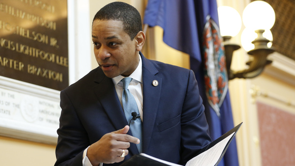 Fairfax Continues To Preside Over Va. Senate As Staff Resigns, Investigation Begins