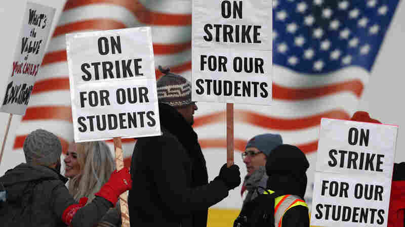 Lawsuit Claims Denver Teacher Strike Could Harm Special Needs Students