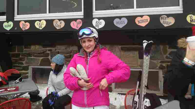 Finding Love On The Lift: Skiers Give Chairlift Speed Dating A Shot