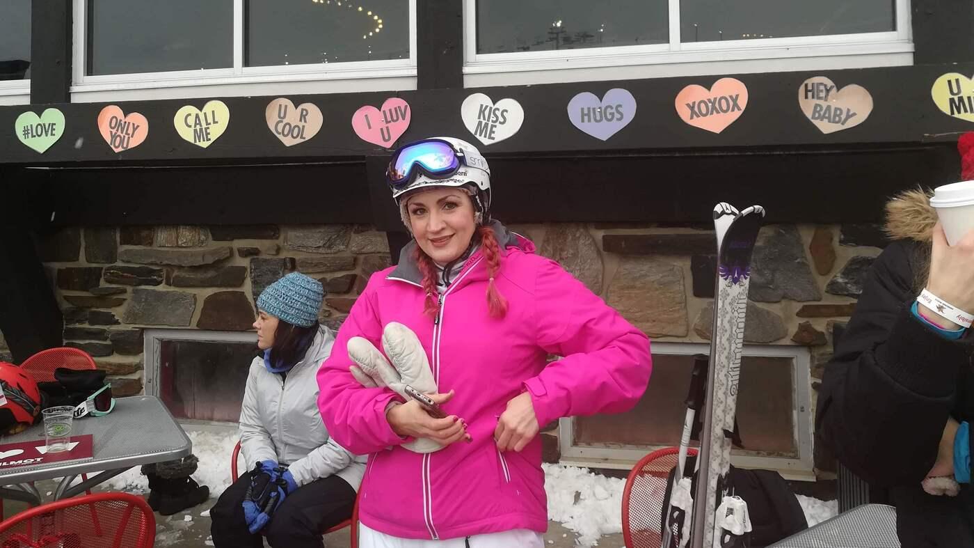 Ski speed dating