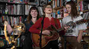 Mountain Man: Tiny Desk Concert