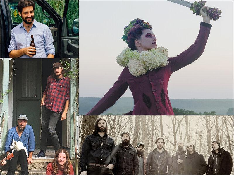 Best New Music, From Amanda Palmer, Pkew Pkew Pkew, The Budos Band