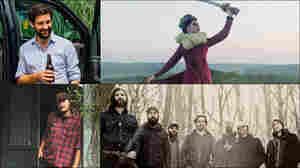New Mix: Amanda Palmer, Pkew Pkew Pkew, The Budos Band, More