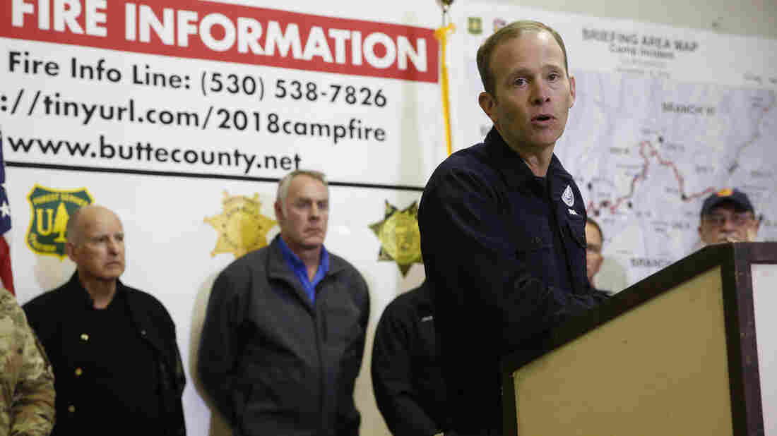 FEMA Administrator Brock Long Says He Will Step Down