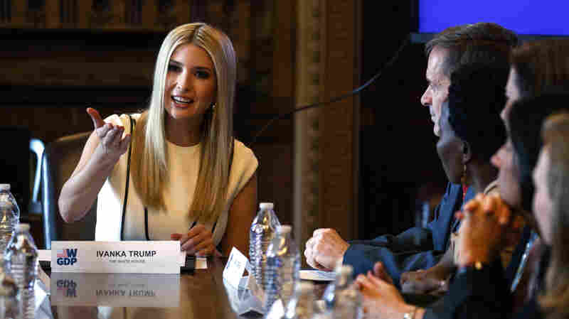 Ivanka Trump Launches $50 Million Program To Empower Women In The Workplace