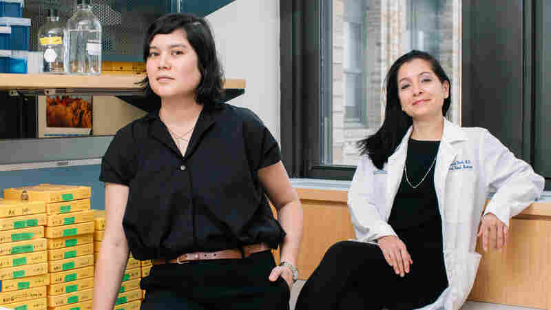 Scientific Duo Gets Back To Basics To Make Childbirth Safer