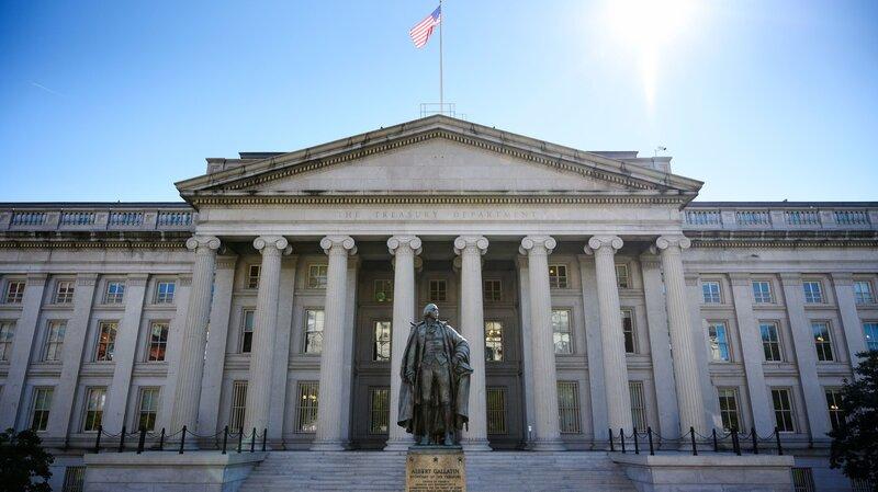 U S  National Debt Hits Record $22 Trillion : NPR