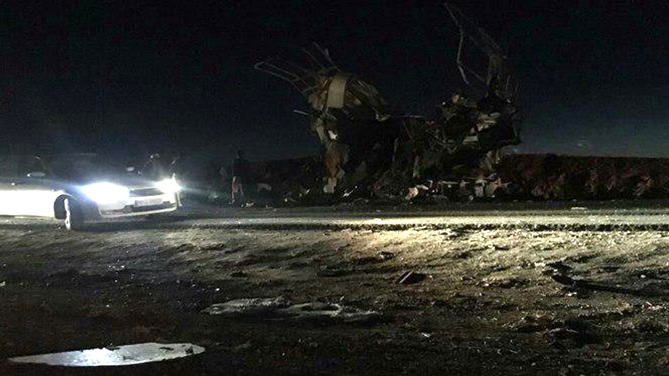 Nearly 2 Dozen Iranian Revolutionary Guards Reportedly Killed In Bomb Attack