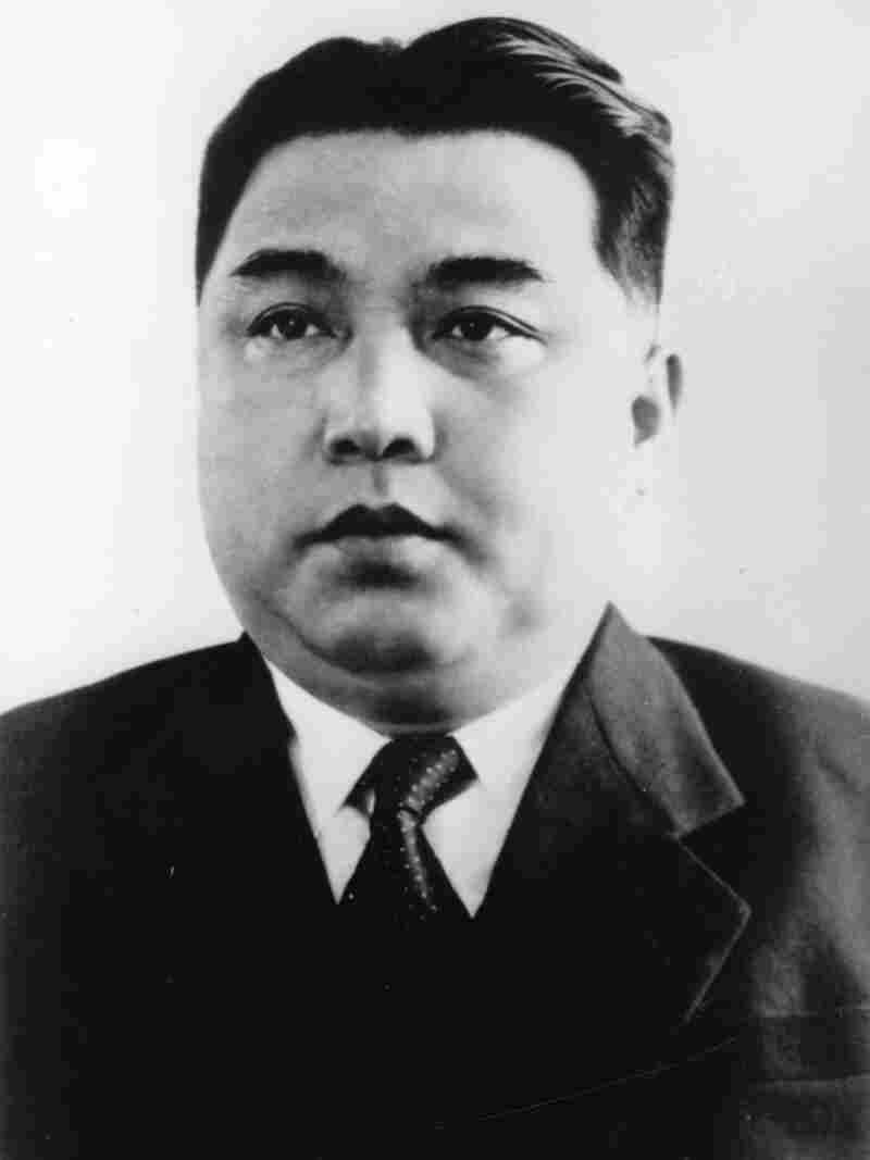 Kim Il Sung (1912-1994), Prime Minister of the Korean People's Democratic Republic and Secretary General of the Korean Workers Party. He was a former guerrilla leader who fought in the Soviet army during WWII and went on to become the first leader of North Korea. He authorized the invasion of South Korea in 1950 and sparked the civil war.