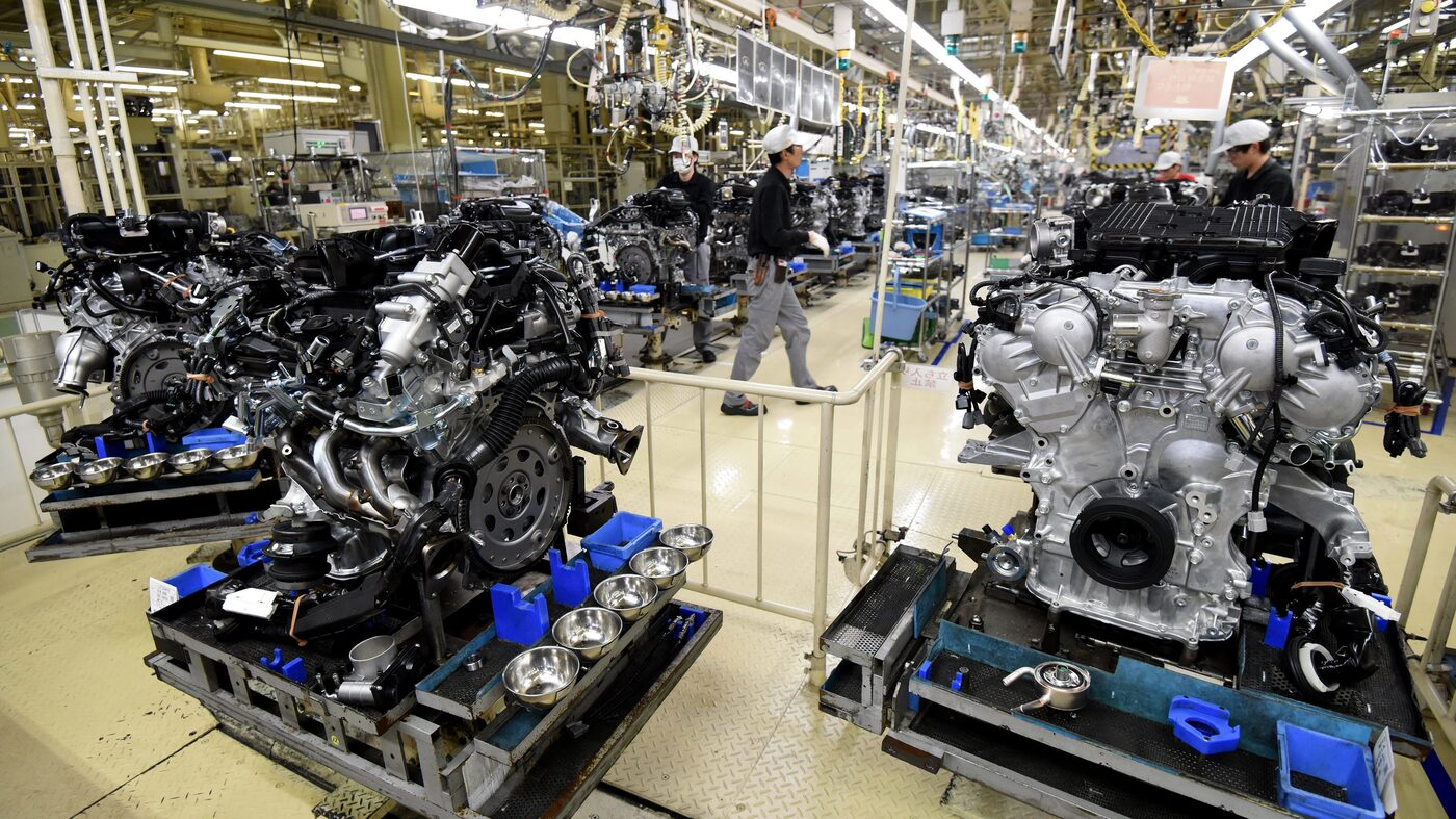 As More Electric Cars Arrive What S The Future For Gas Ed Engines Npr
