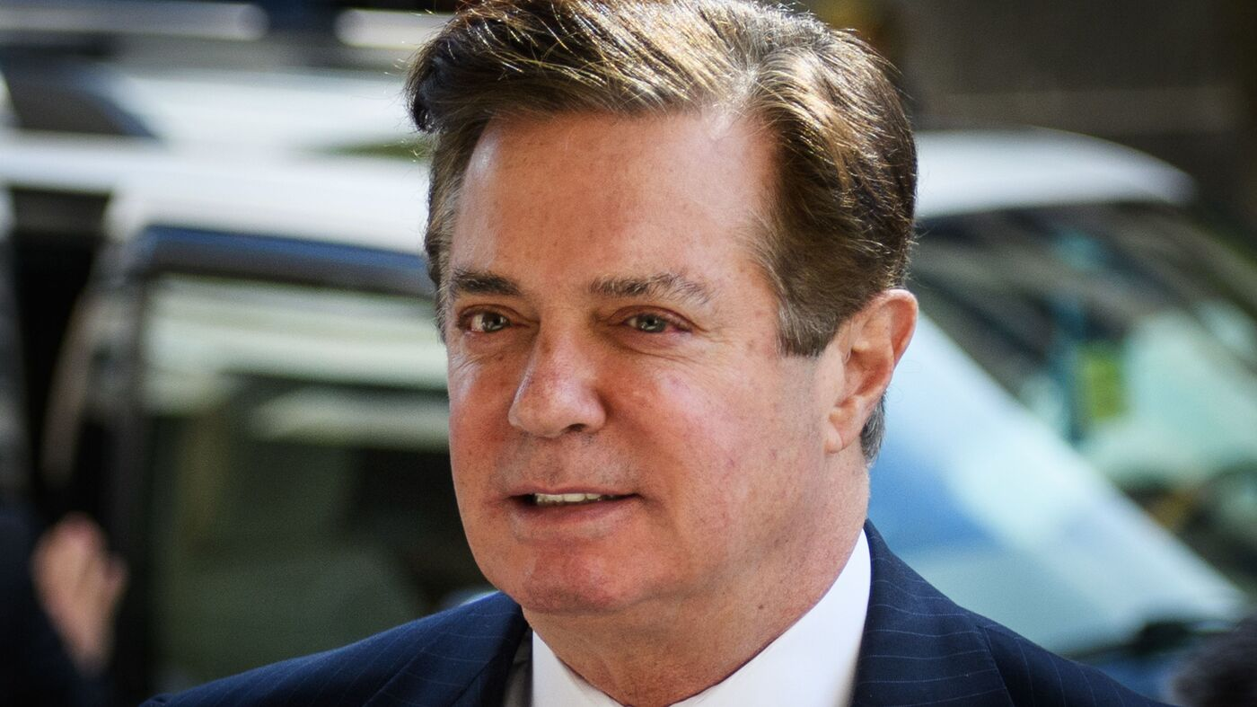 Manafort Intentionally Lied To Special Counsel, Judge Says