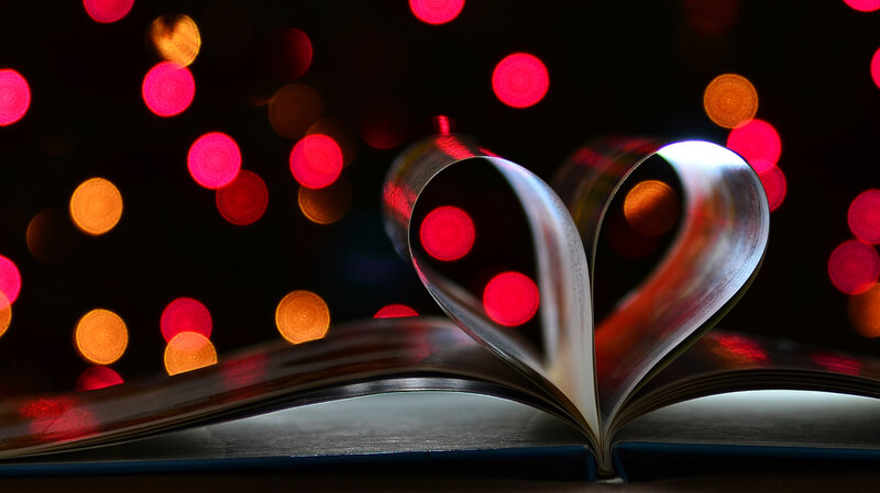2d944c4fa This Valentine's Day, Make A Date With A Book : NPR