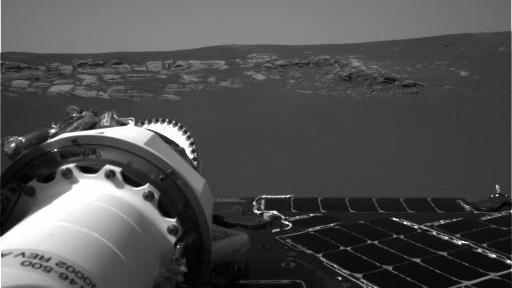 mars rover mission ends - photo #24