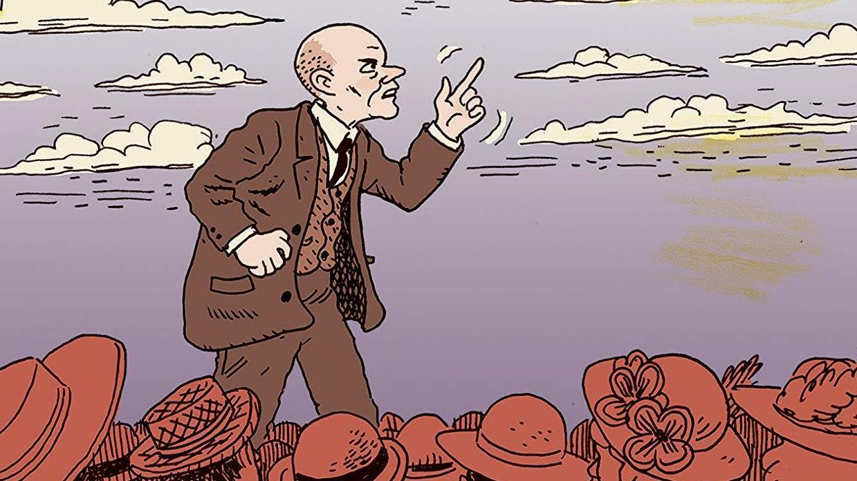 'Eugene V. Debs' Resurrects A Stubborn Question: Why Is Labor History So Boring?