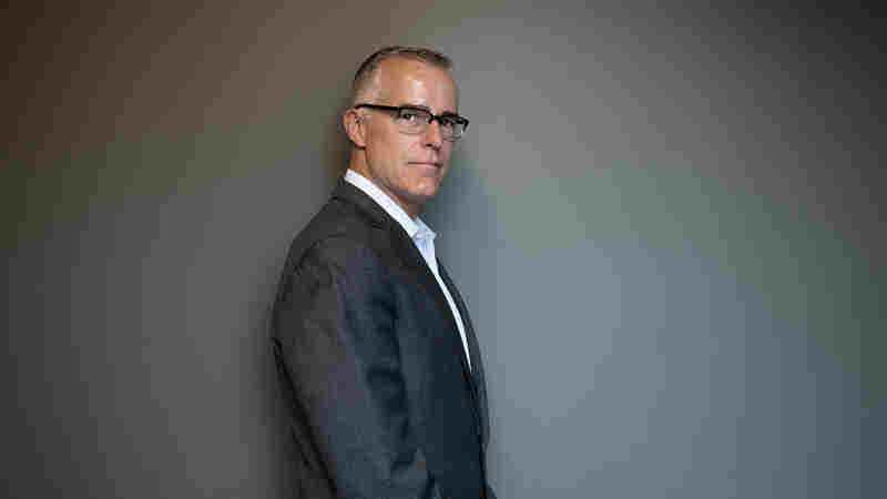 McCabe's 'The Threat' May Be Darkest Vision Of Trump Presidency Yet