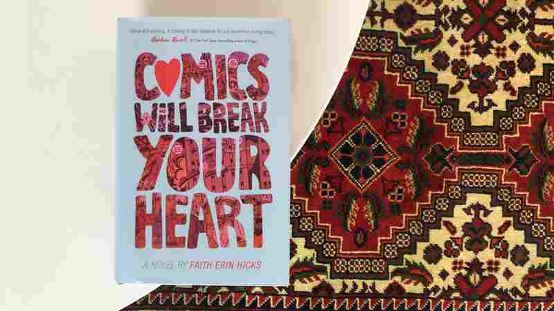 Real Life Provides The Origin Story In 'Comics Will Break Your Heart'