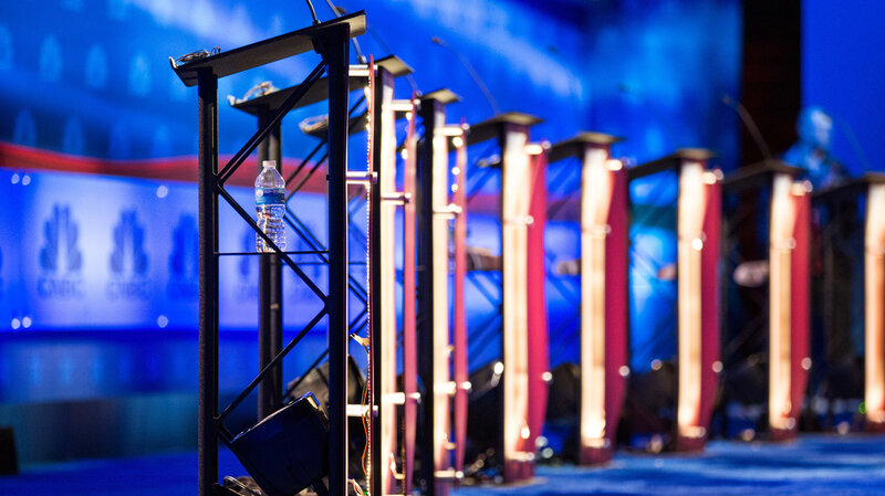 DNC: Democratic Primary Debates To Accommodate Up To 20