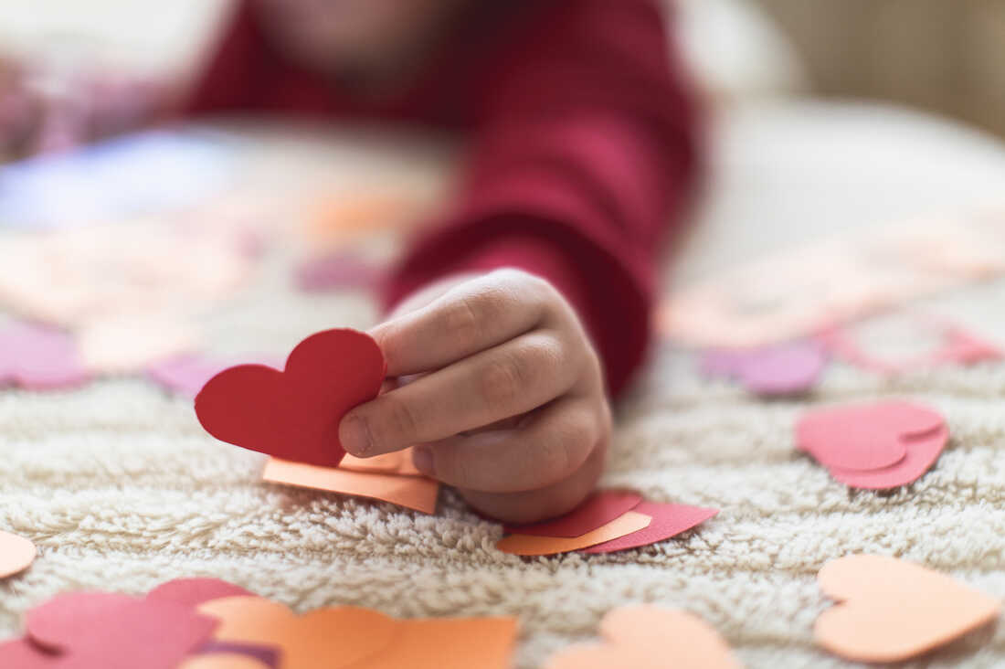 What is love? Rachel Martin talks to poet Kwame Alexander, whose latest community poem on this Valentine's Day is inspired by kids' definitions of love.