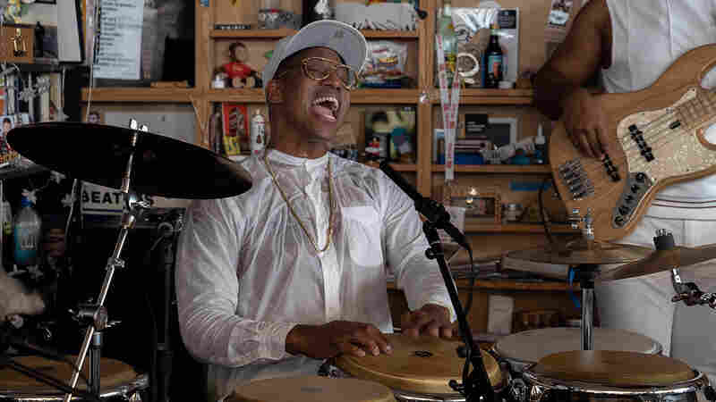 The Pedrito Martinez Group: Tiny Desk Concert