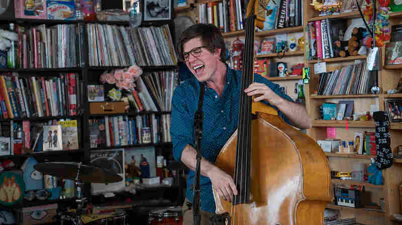 Scott Mulvahill: Tiny Desk Concert