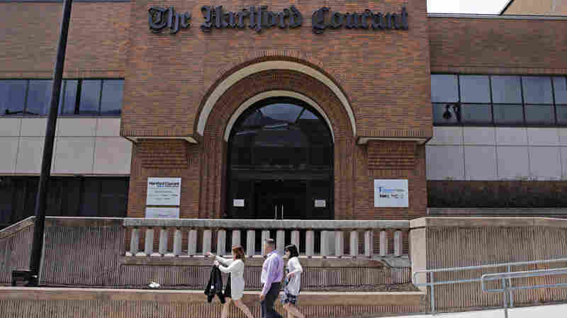 Tribune Publishing Recognizes 'Hartford Courant' Newsroom Union