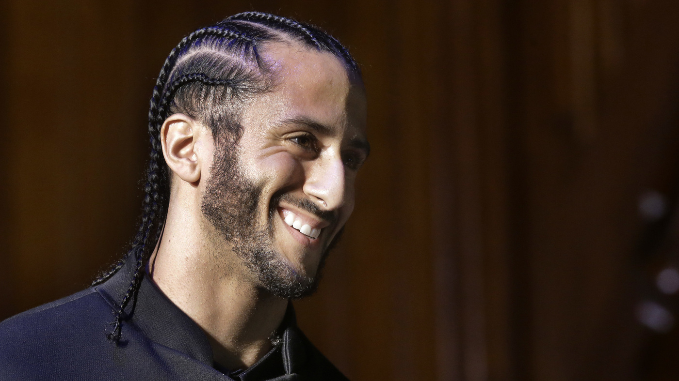 Kaepernick Reaches Agreement With The NFL : NPR