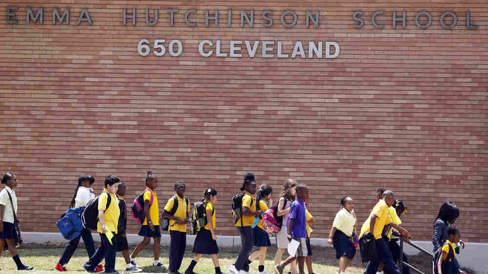 Former Teacher Blames Education Policymakers For Atlanta Cheating Scandal