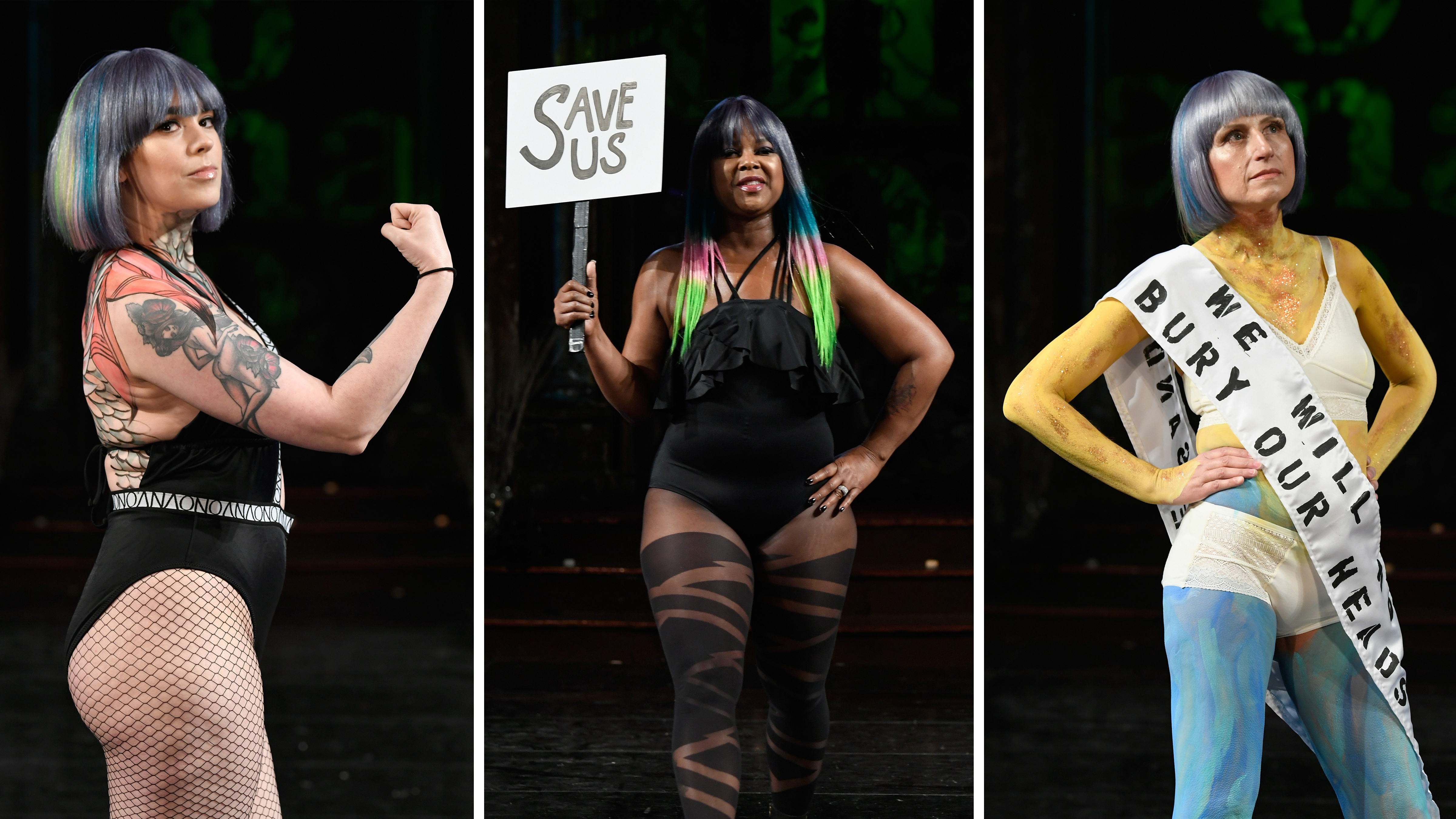 'Not Letting It Define Us' — Walking The Runway With Metastatic Breast Cancer