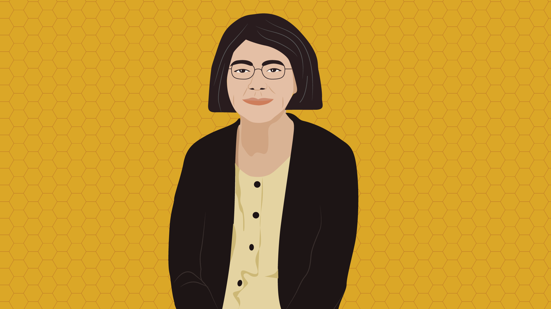 Roxanne Quimby and Burt Shavitz founded Burt's Bees together in the 1980s.