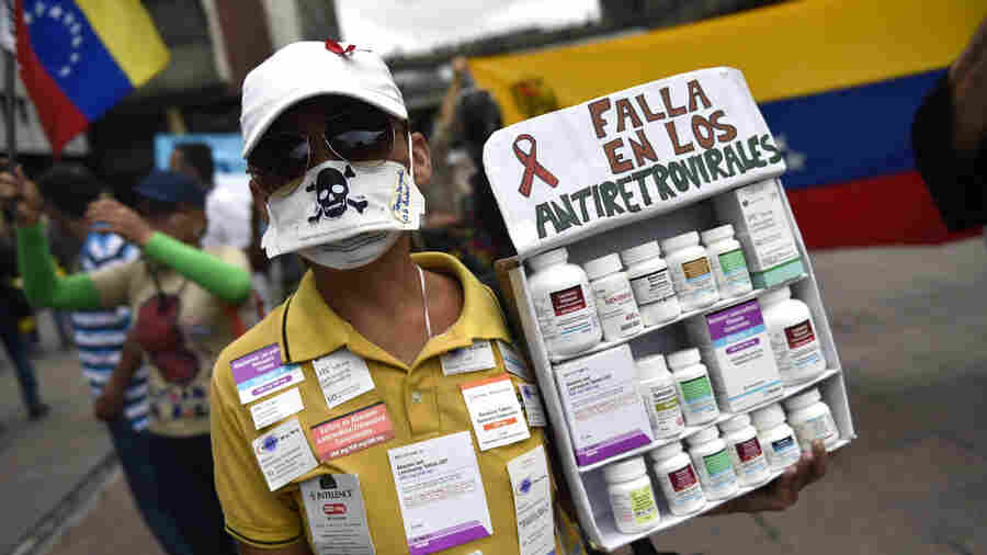 Venezuela's Health Crisis Spills Over To Neighboring Countries