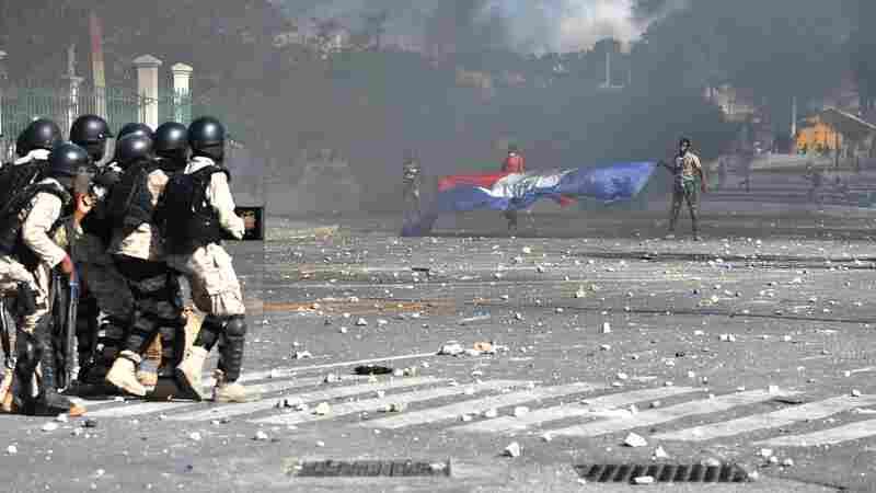 'Do Not Travel To Haiti,' U.S. Tells Citizens, Citing Violent Unrest