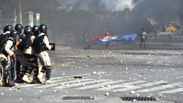 Do Not Travel To Haiti,  U.S. Tells Citizens, Citing Violent Unrest