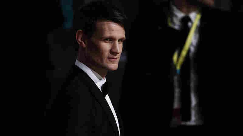 Matt Smith attends the EE British Academy Film Awards in 2016.