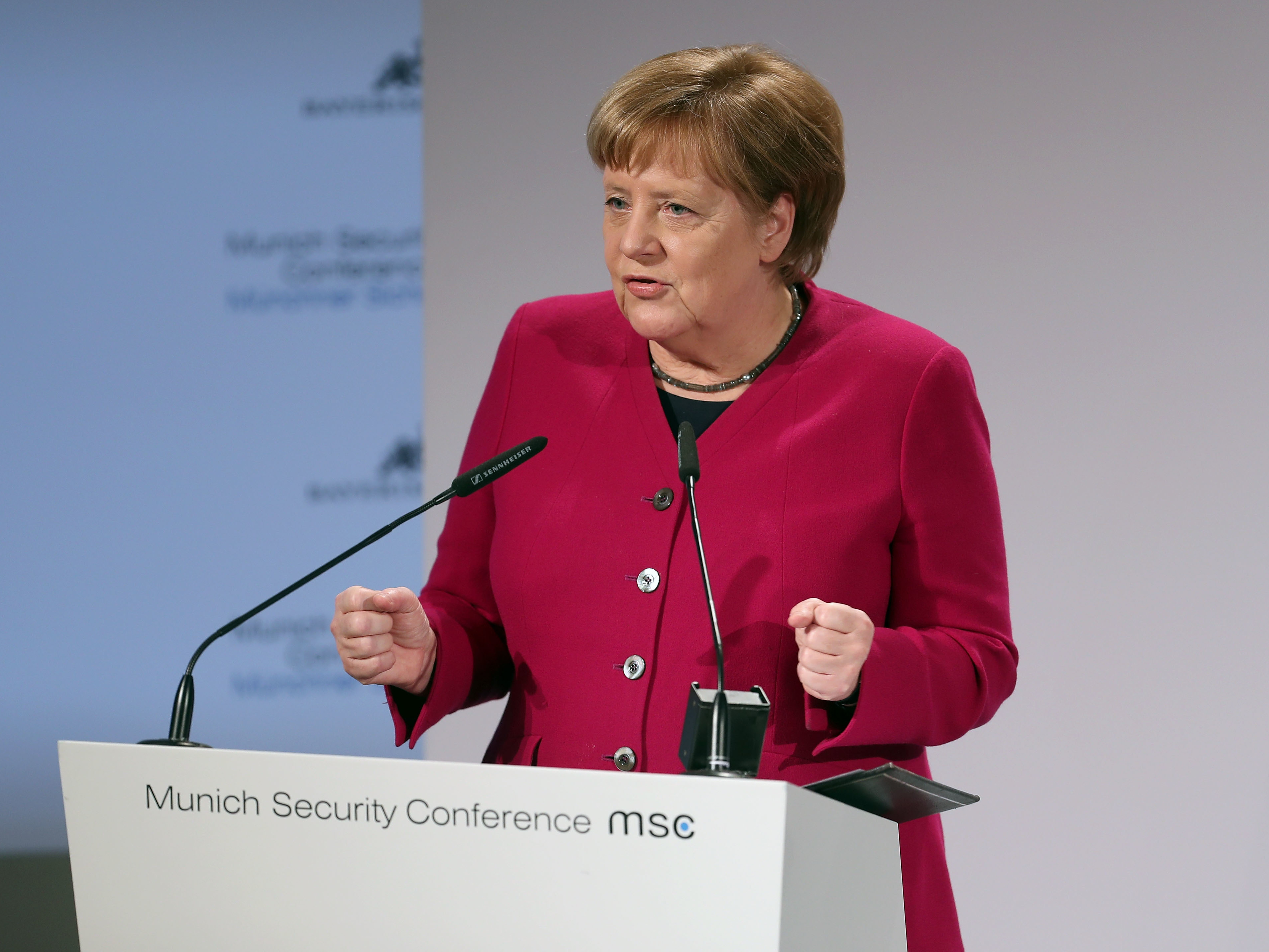Munich Security Conference Reveals A Growing Rift Between U.S. And Its Allies