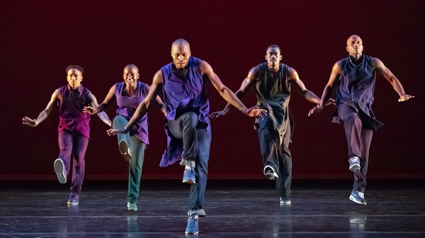 Alvin Ailey American Dance Theater Debuts  Lazarus  To Celebrate 60th Anniversary