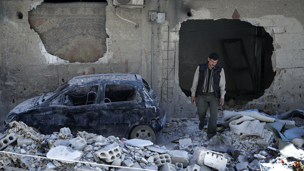 More Than 300 Chemical Attacks Launched During Syrian Civil War, Study Says