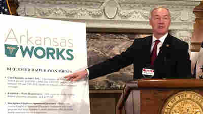 In Arkansas, Thousands Of People Have Lost Medicaid Coverage Over New Work Rule