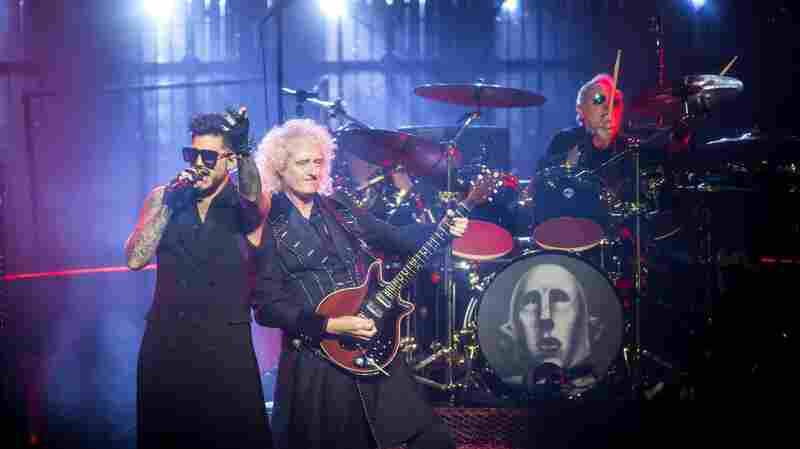 Queen And Lambert To Rock The Oscars