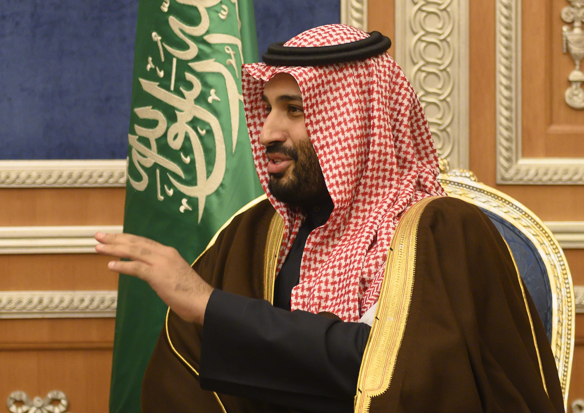 Trump Officials Tried To Rush Nuclear Technology To Saudis, House Panel Finds